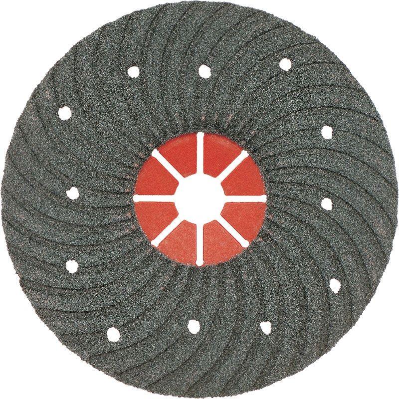 Smirdex Диск фибровый шлифовальный Super Fiber Discs D 180мм Р150, (упаковка 5 шт.)