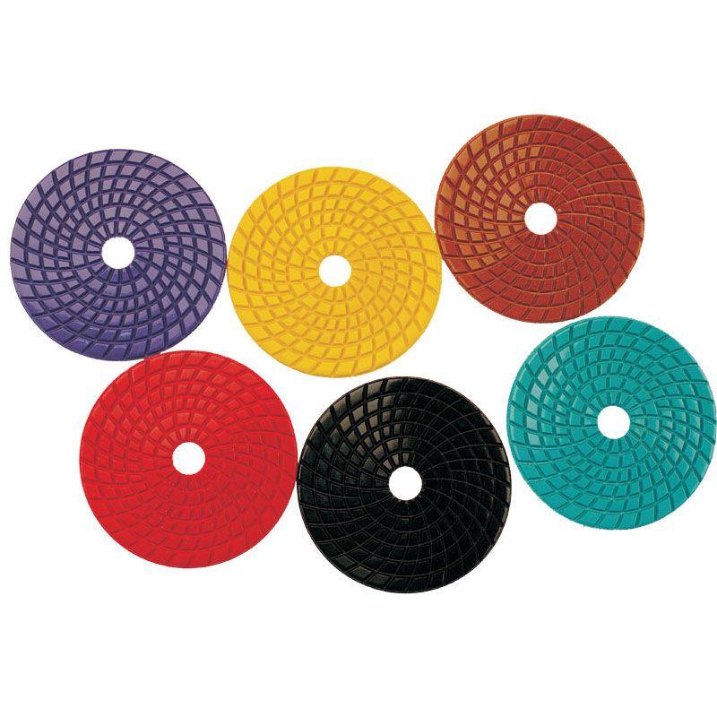 Smirdex Diamond Discs D 100мм Р400, (упаковка 1 шт.)