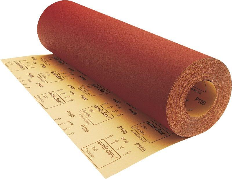 Smirdex Р24 Абразивная бумага в рулоне SMIRDEX 330 Duroflex, 610мм x 25м, (упаковка 1 шт.)
