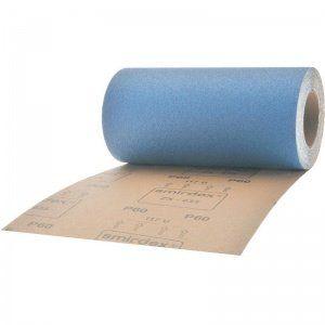 Smirdex Р40 Абразивная ткань в рулонах SMIRDEX 635 Cloth-ZX, 600мм x 25м, (упаковка 1 шт.)