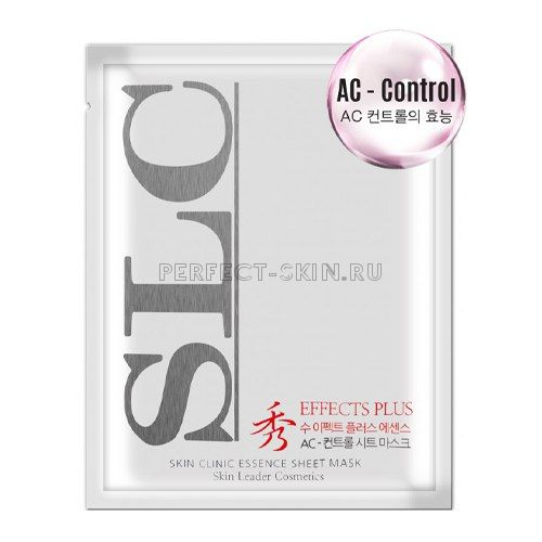 Anskin Soo Effect Sheet Mask - AC-Control 23g