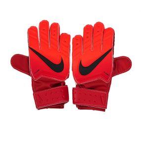 Перчатки Nike Match вратарские красно-белые детские