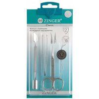 Zinger Набор маникюрный 3 предмета SIS-29-S