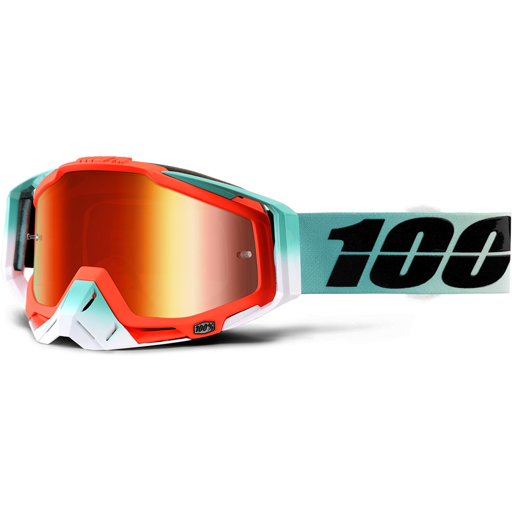 100% - Racecraft Cubica Mirror Lens, очки