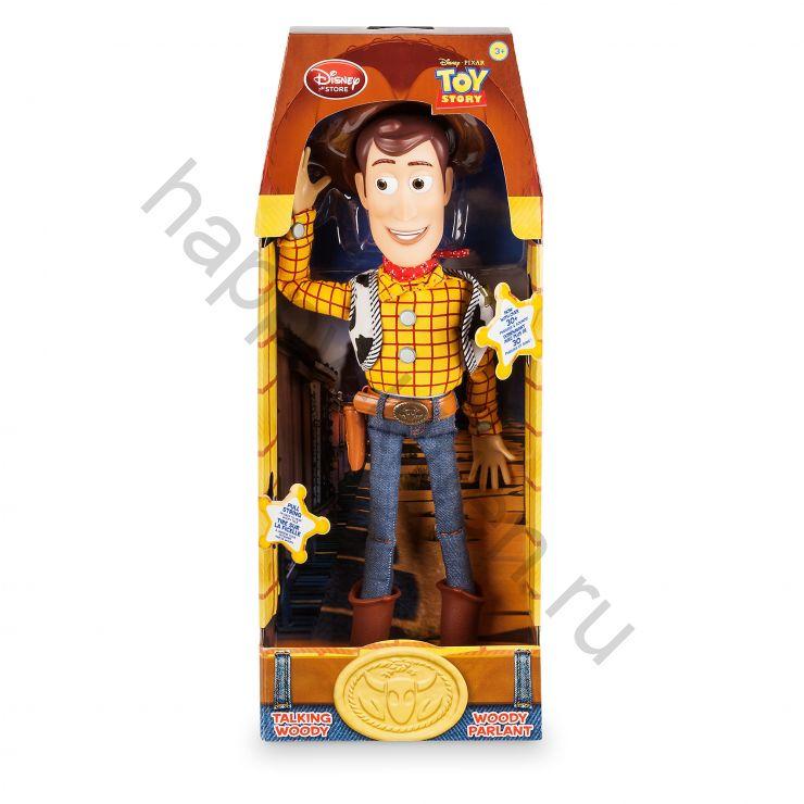 Кукла шериф Вуди Woody Дисней говорящий