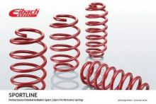 Пружины EIBACH Sportline, занижение на 20-25мм., для GTI