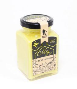 Мёд с прополисом, 310 гр