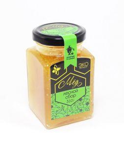 Мёд лесной сбор, 310 гр