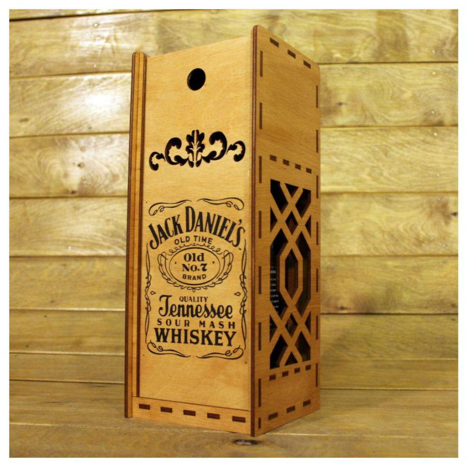Коробка для алкоголя (бутылки) Jack Daniels