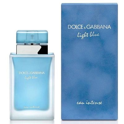 "Парфюмерная вода Dolce and Gabbana ""Light Blue Eau Intense"", 100 ml"