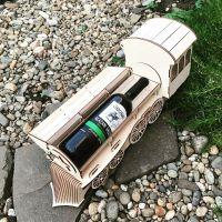 упаковка для алкоголя паровоз