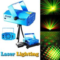 Лазерный мини-проектор Mini Laser Stage Laser Lighting