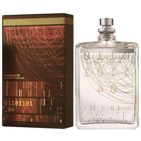 "Туалетная вода Escentric Molecules ""Molecule 04"", 100 ml"