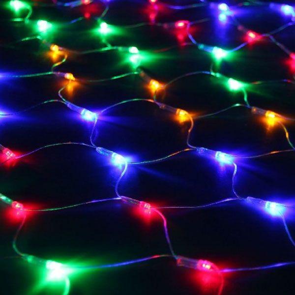 Электрогирлянда Сетка 240 LED