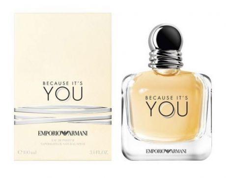 "Парфюмерная вода Giorgio Armani ""Emporio Armani Because It's You"", 100 ml"