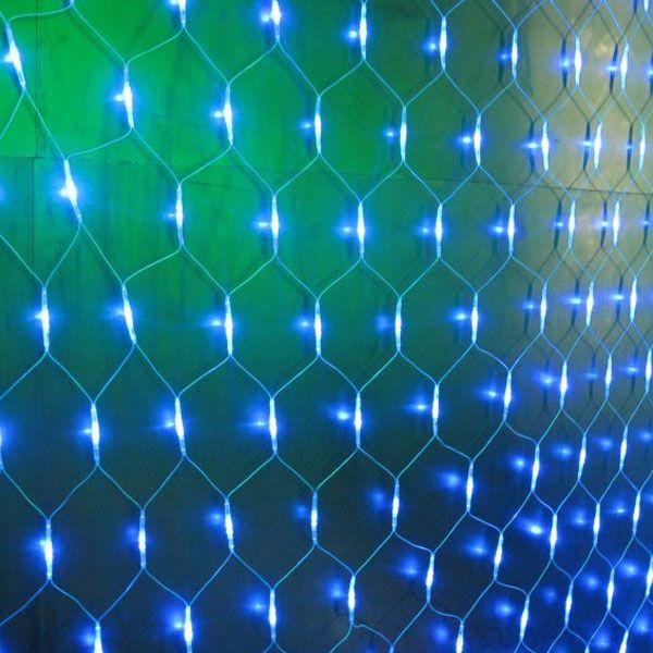 Электрогирлянда Сетка 320 LED