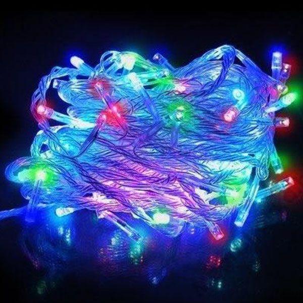 Новогодняя светодиодная гирлянда 160 LED лампочек