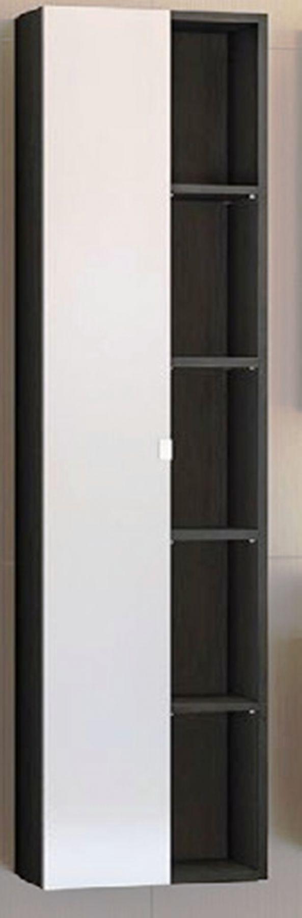 Зеркальный шкаф-пенал Balzo (Бальзо) 40х25 ФОТО