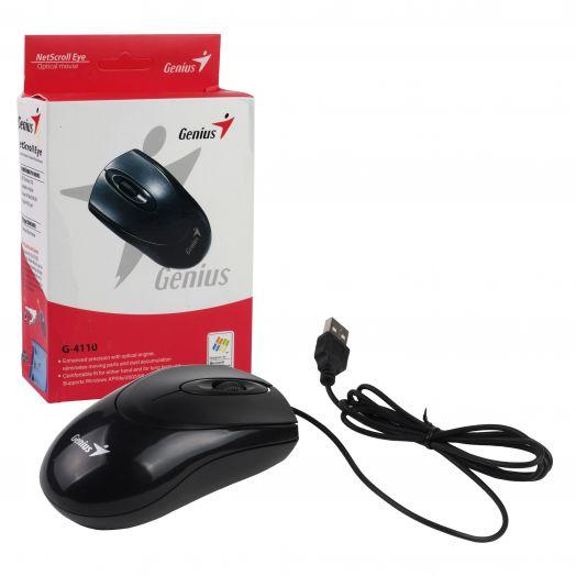 Мышь проводная Genius G-4110