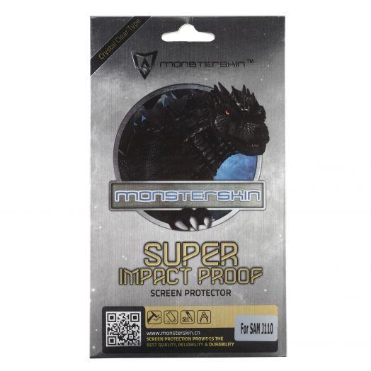 Противоударная защитная пленка MONSTERSKIN Super Impact Proof (LG K 4)