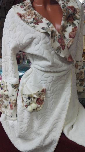 Халат мягкий и пушистый