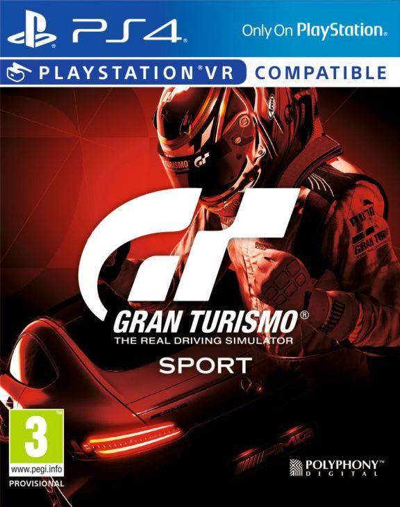 Gran Turismo Sport ( PS4 )  русс. версия