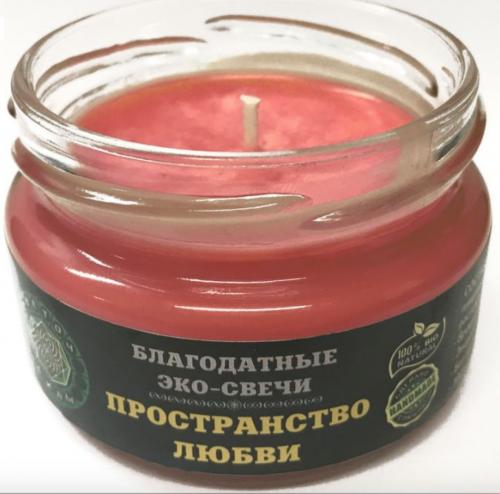 """""""Пространство любви"""", 7х5 см"""