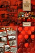 КОЛЛЕКЦИОННЫЙ АЛЬБОМ ДЛЯ 17 МОНЕТ РОССИИ с 2000 ГОДА  (ГОРОДА ГЕРОИ,ПУШКИН,ГАГАРИН,РИО,РГО и др)