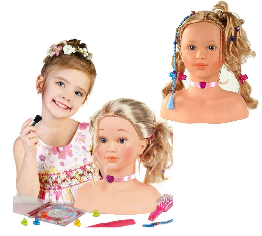 Детский манекен coralie для стилиста klein 5240