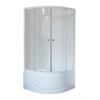 Душевой угол Royal Bath RB 100ВК-T 100x100 стекло прозрачное