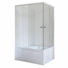 Душевой угол Royal Bath RB 8120ВР-Т 120x80 стекло прозрачное L/R