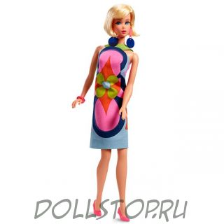 Коллекционная кукла Барби Ярмарка причесок - Barbie Hair Fair Doll Set (50th Anniversary)