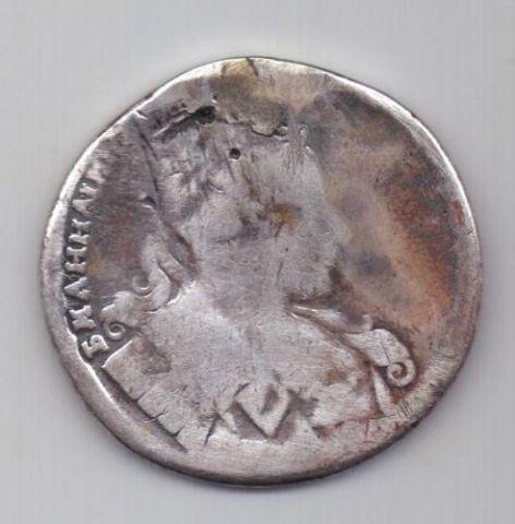1 рубль 1732 г.