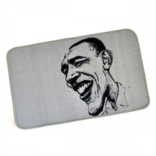 Придверный коврик Обама