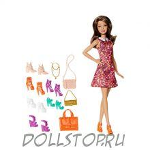 Игровая кукла Тереза с обувью - Teresa  Doll and Shoes
