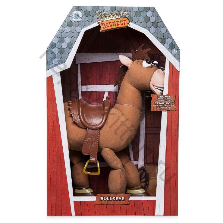 Конь Булзай говорящий Дисней