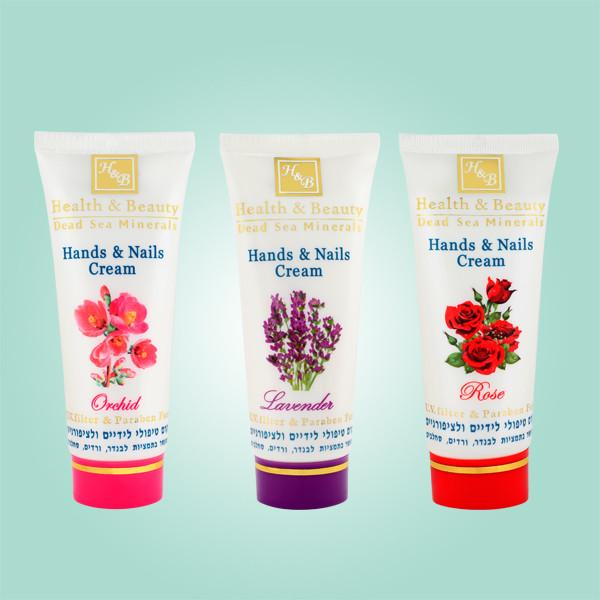 Крем для рук и ногтей Роза Health & Beauty (Хелс энд Бьюти) 100 мл