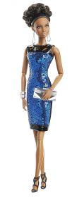 Кукла Барби The Look African-American, серия Городской блеск, BARBIE