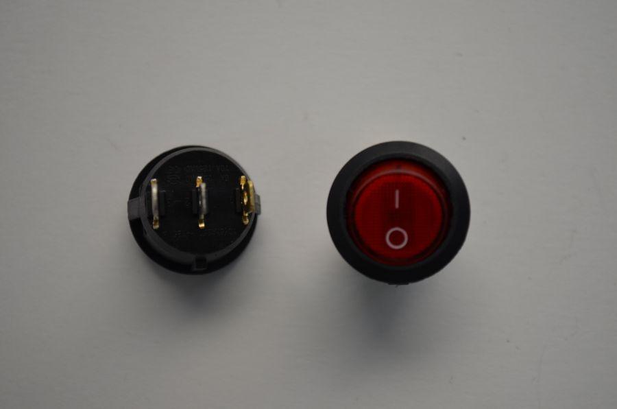 Кнопка вкл/выкл