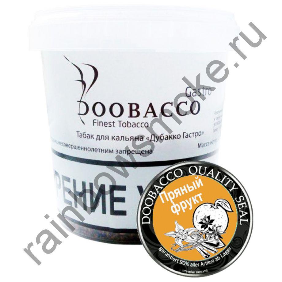 Doobacco Gastro Gold 500 гр - Пряный Фрукт