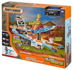 Игровой набор Штаб-квартира спасателей, MATCHBOX