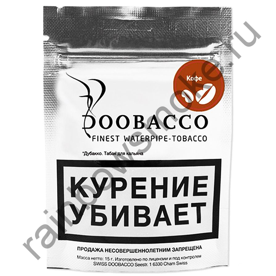 Doobacco Mini 15 гр - Кофе