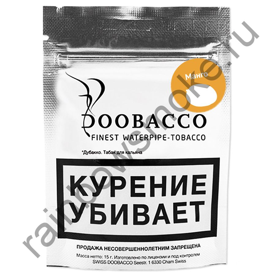 Doobacco Mini 15 гр - Манго