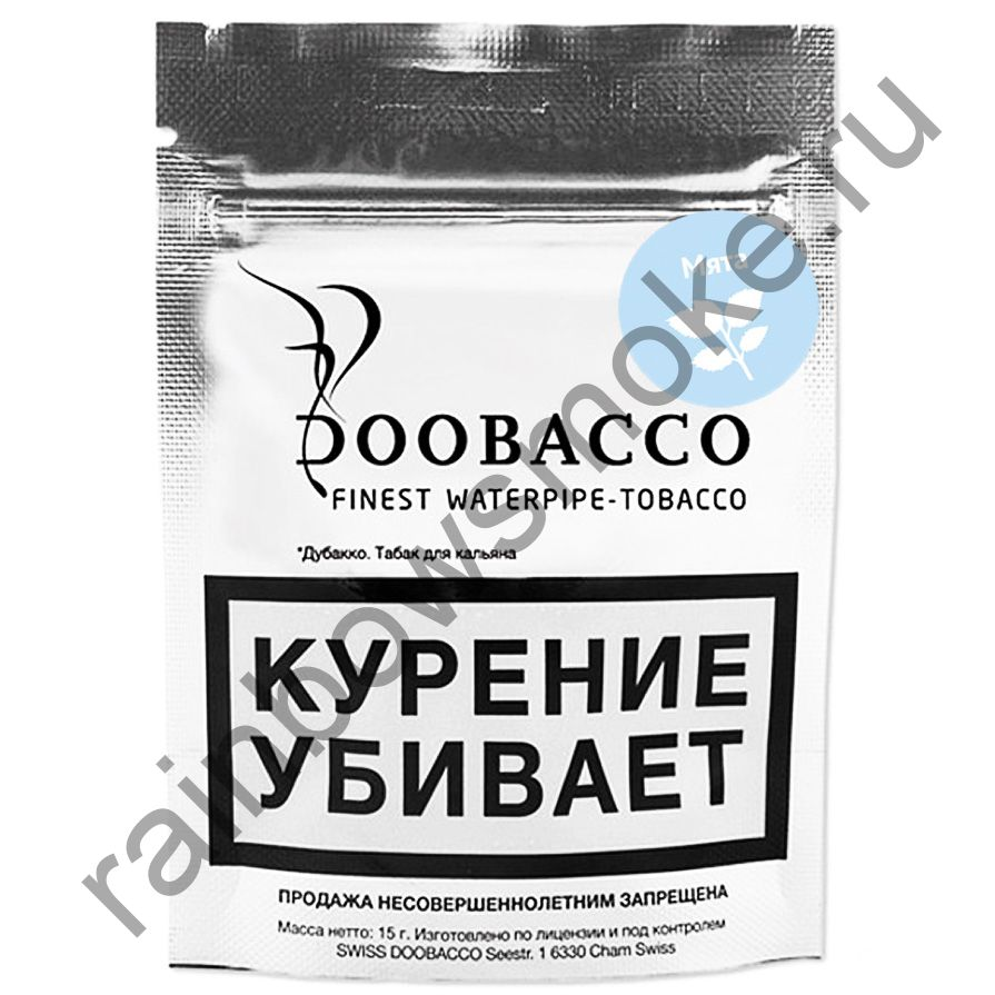 Doobacco Mini 15 гр - Мята