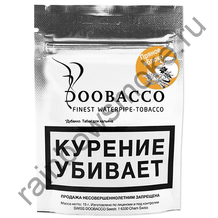 Doobacco Mini 15 гр - Пряное Яблоко