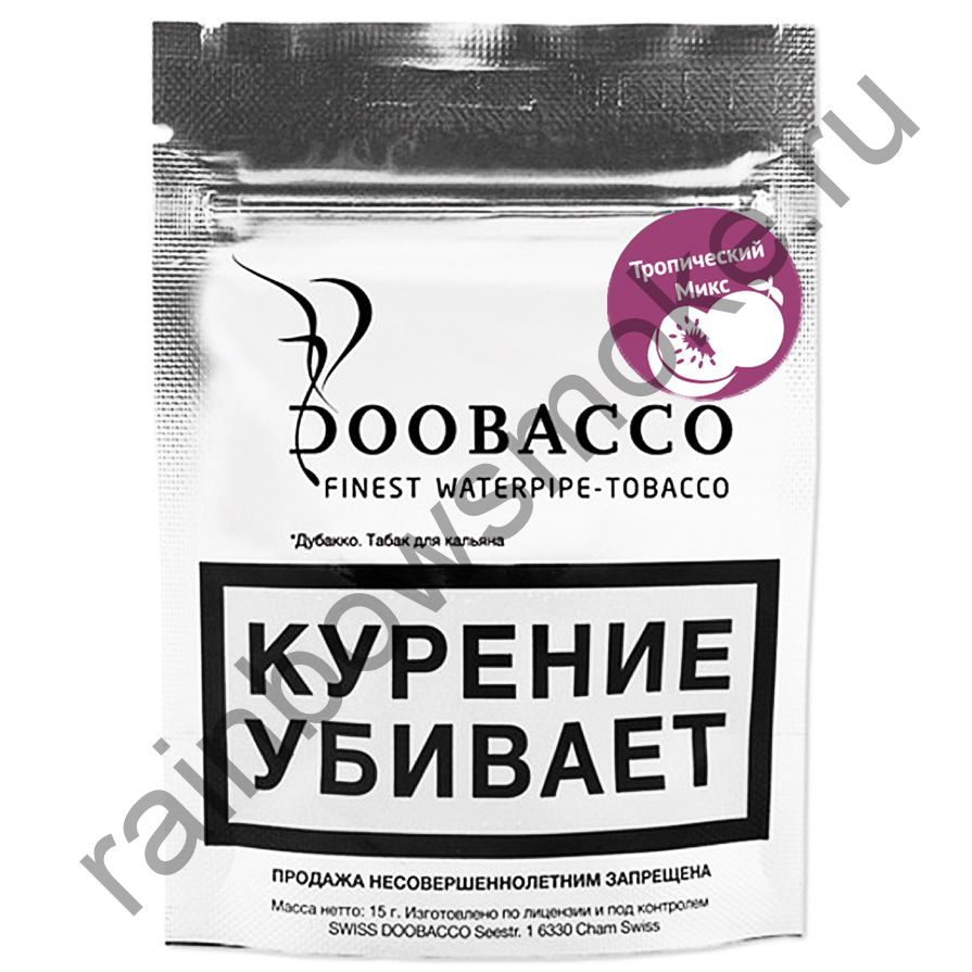 Doobacco Mini 15 гр - Тропический Микс