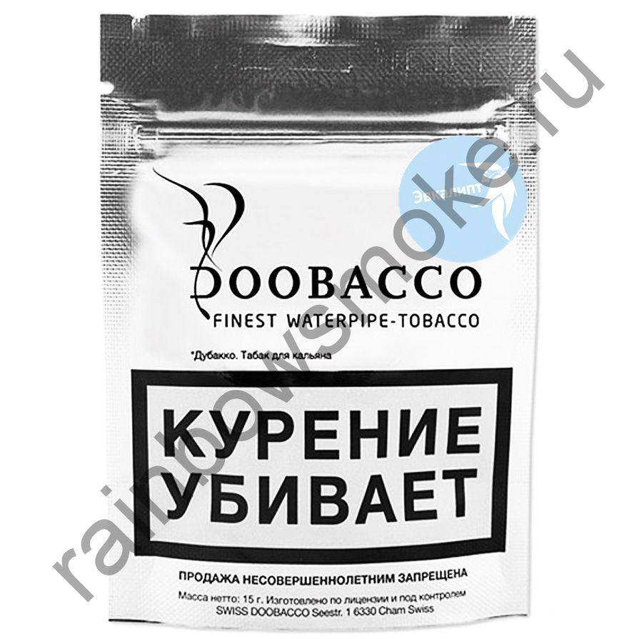 Doobacco Mini 15 гр - Эвкалипт