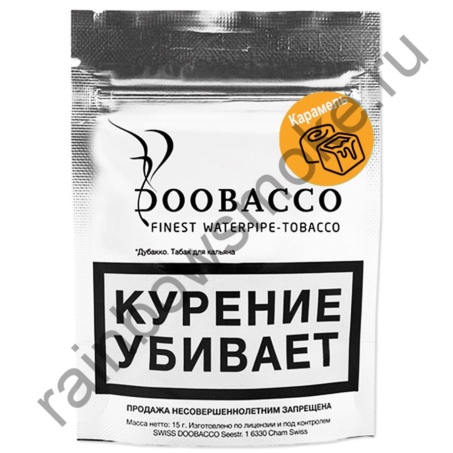 Doobacco Mini 15 гр - Карамель