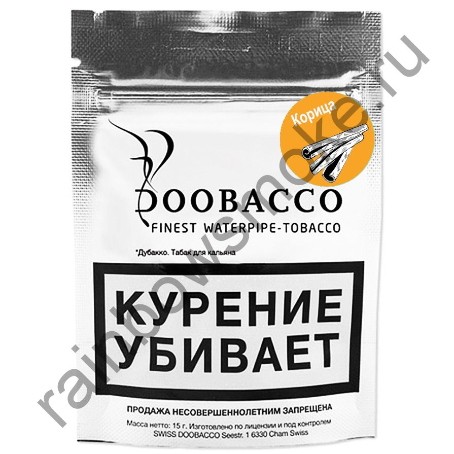 Doobacco Mini 15 гр - Корица