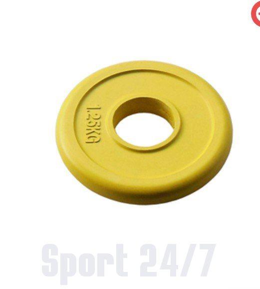 (71019-1,25С/51) Диск JOHNS d51 мм цветн. обрезиненн., 1,25кг